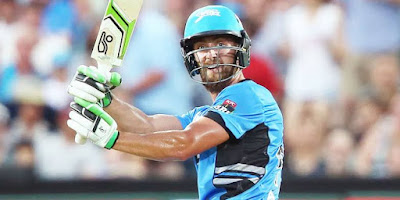 BBL 2019-20 HEA vs THU 1st T20I Match