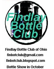 The Findlay Antique Bottle Club Official Website/Blog