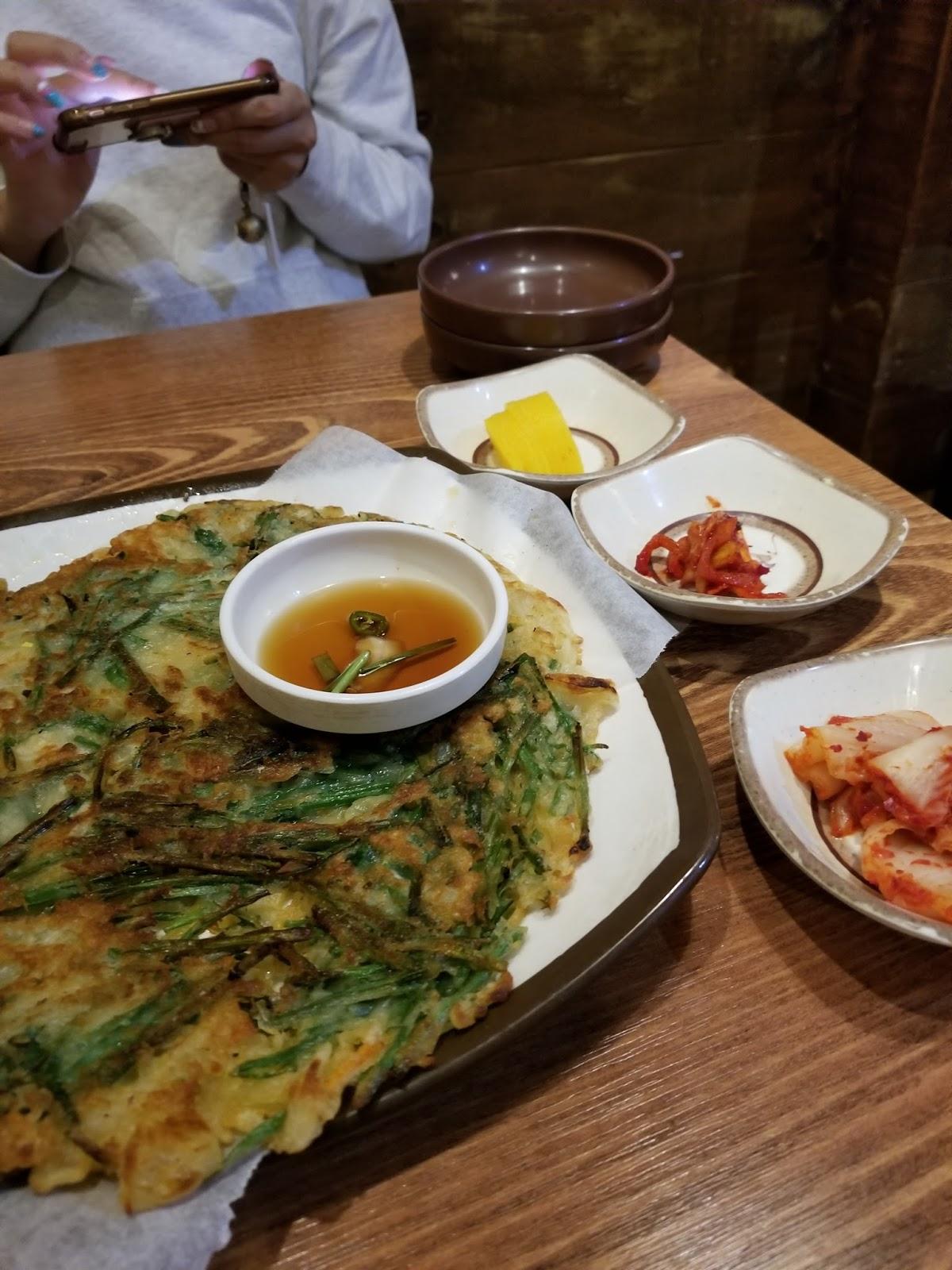 Day 4: Korea Food in Hongdae - Seoul, South Korea - chichicho~