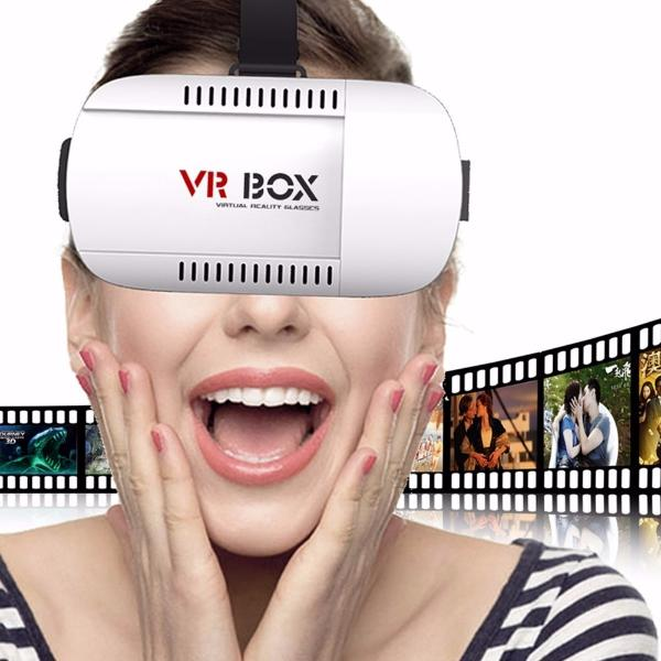 VR BOX lentes reaidad virtual