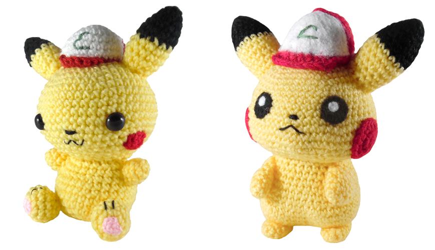 i crochet things: Pattern: Pikachu Amigurumi REVAMP