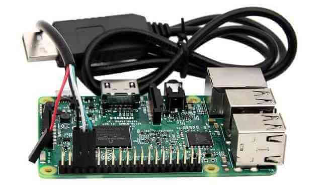 Raspberry pi power supply