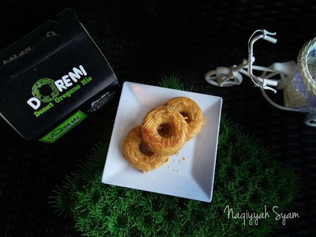 Doremi (Donat Oregano Mie) : Harga dan Rasa Kuliner Lampung