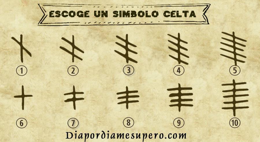 Test: Elige un antiguo símbolo celta de Ogham para revelar tu verdadera personalidad interior ✨