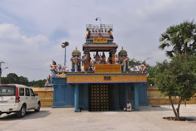 Esalam Ancient Shiva Temple Villupuram