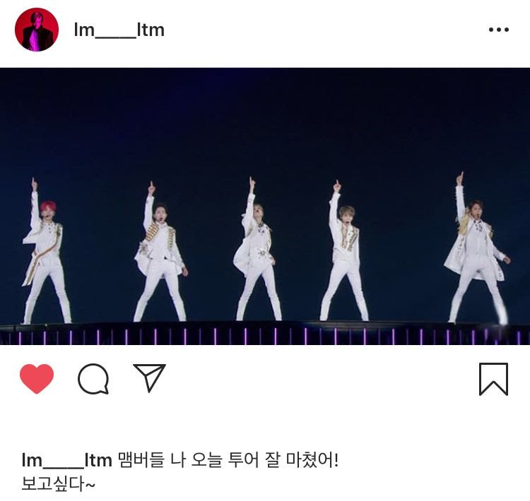 [THEQOO]Taemin'in instagram güncellemesi