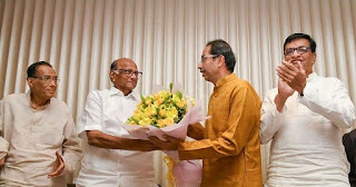 congress-ncp-and-shiv-sena-chose-uddhav-as-leader