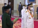 Dilantik Presiden, Mahyeldi - Audy Resmi Jadi Gubernur dan Wakil Gubernur Sumbar