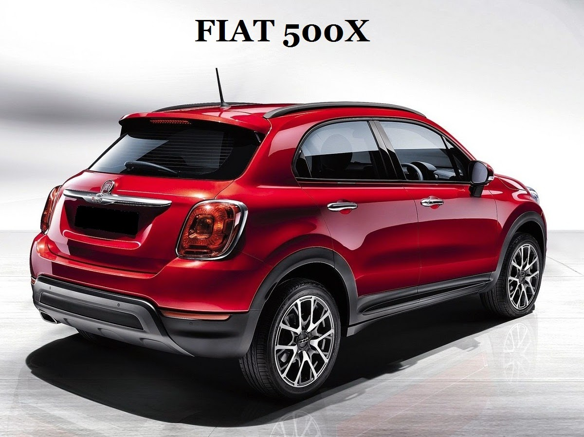 fiat 500x 1 6 multijet ii 120 hp crossover car reviews new car pictures for 2018 2019. Black Bedroom Furniture Sets. Home Design Ideas