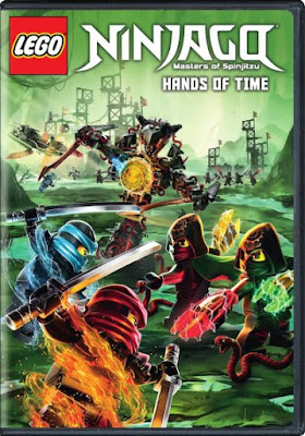 LEGO NINJAGO Masters Of Spinjitzu Hands Of Time S07 [Latino]
