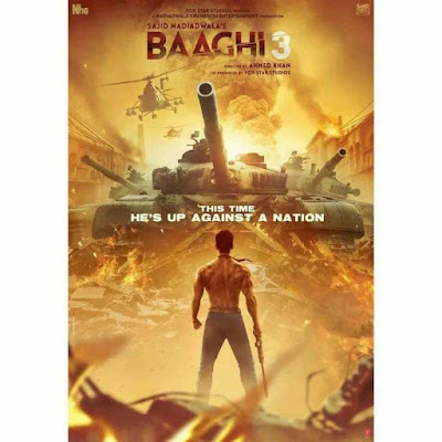 Baaghi 3 (2020) Wiki Cast & Crew, Trailer, Songs, Release Date, Poster, Budget, Boxoffice