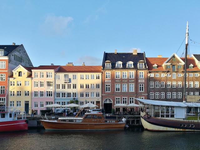 Nyahvn, nekdanje pristanišče v Kopenhagnu