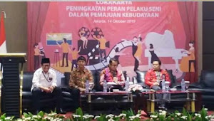 Sigit Iskandar, Kota Bandung Jadi Role Model Pamajuan Seni Budaya Nasional