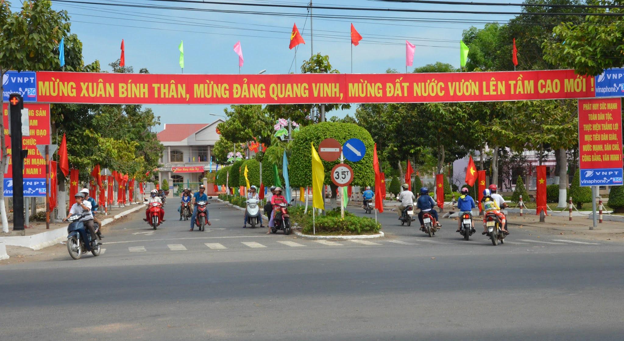 giá đất Châu Thành, An Giang