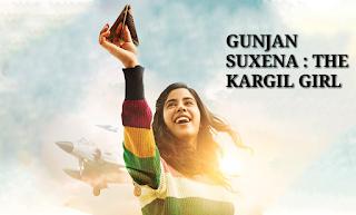 Gunjan Saxena: The kargil girl  movie | Review, Release date..