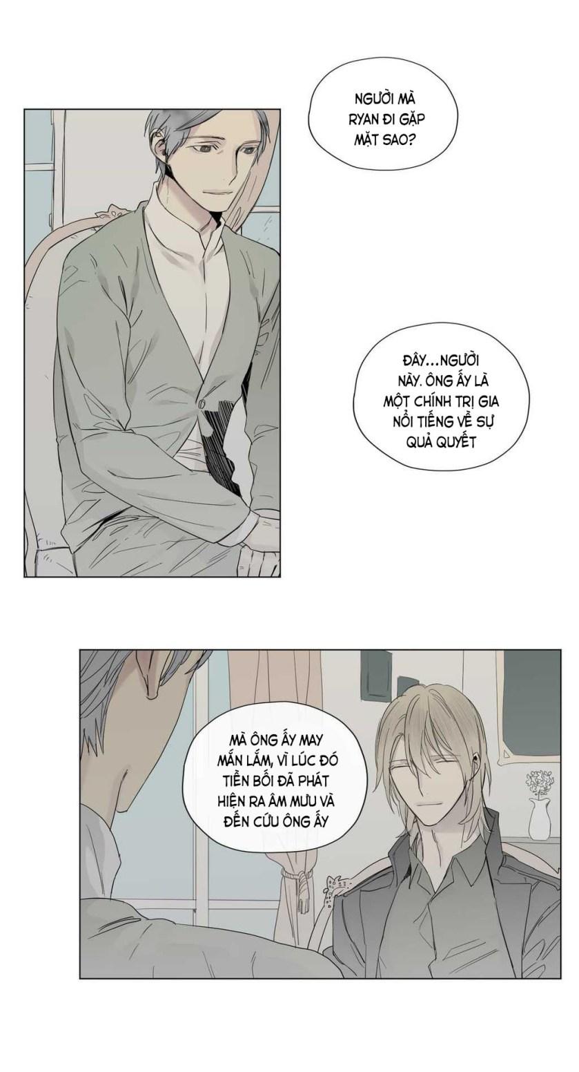 [ Manhwa ] Người Hầu Hoàng Gia Chap 18 page 63 - Truyentranhaz.net