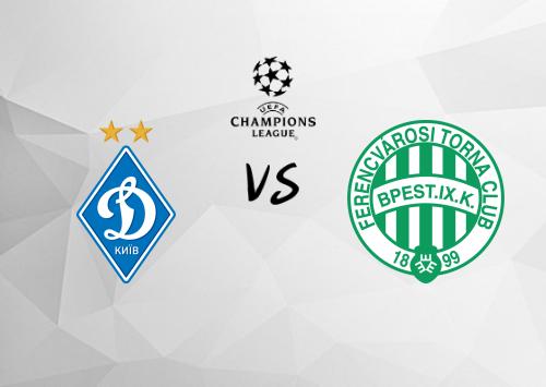 Dinamo Kiev vs Ferencváros  Resumen
