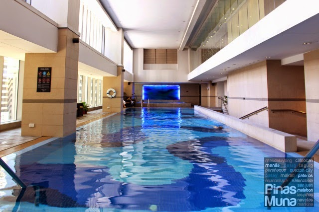 Metro Manila Hotels With Indoor Swimming Pools That Are