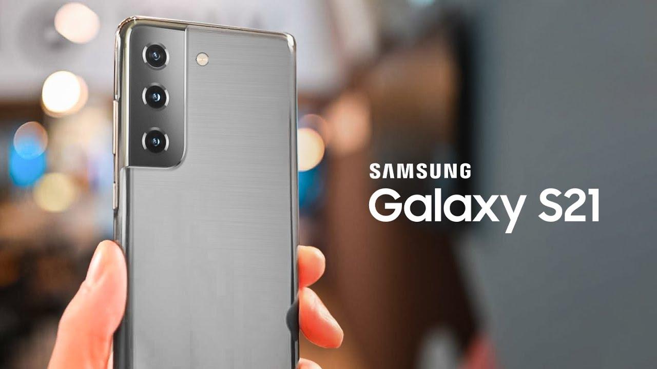 Nuovo Samsung Galaxy S21 in un video reale