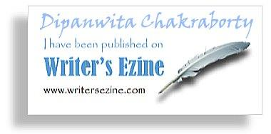 Published on Writer's Ezine