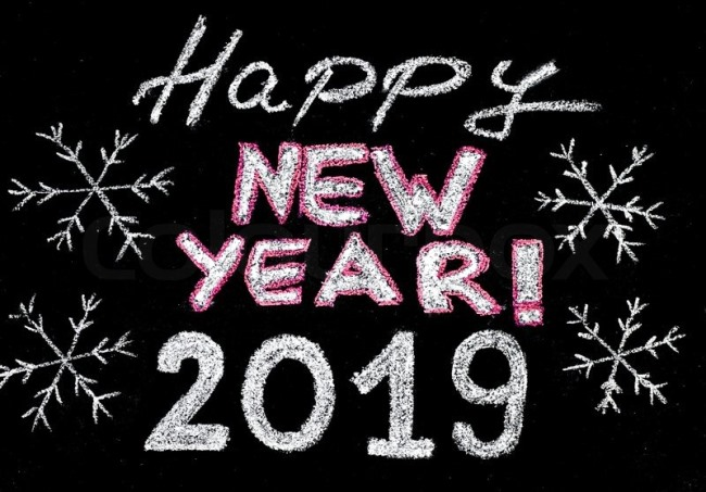 happy new year 2019 image hd