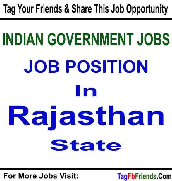 Clerk Jobs in Rajasthan 2020