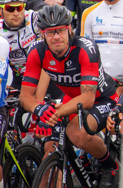 Daniel Oss of BMC