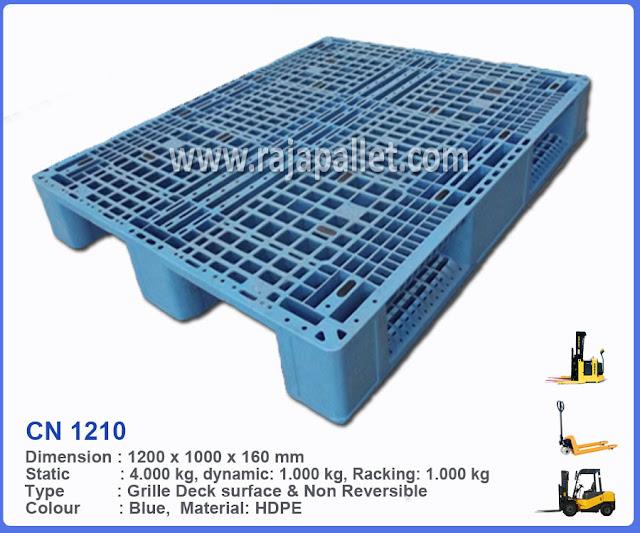 Pallet Plastik CN 1210