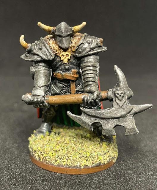 Norgol, Irongrave Knight (SKU 77065) - front
