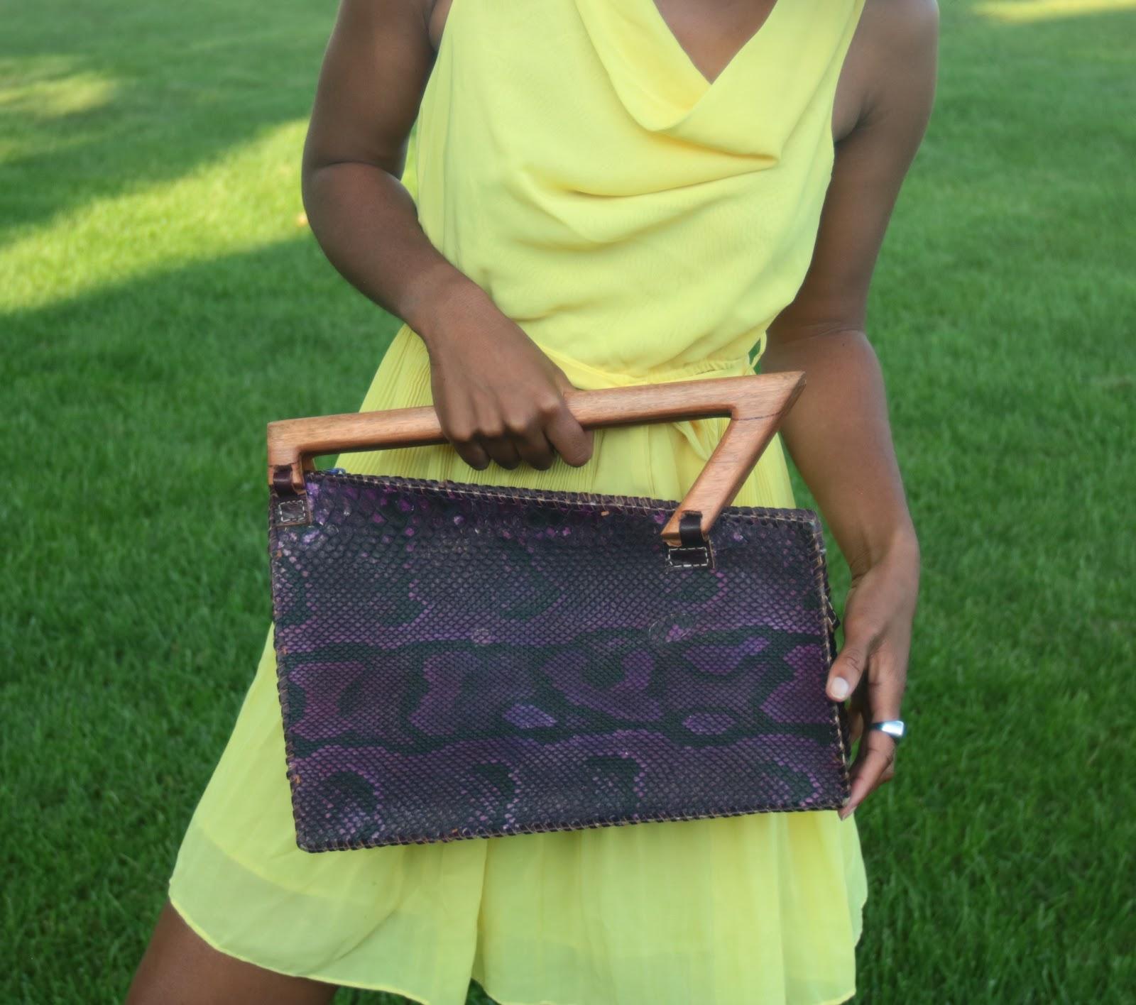 Gola Wood Me Handbag