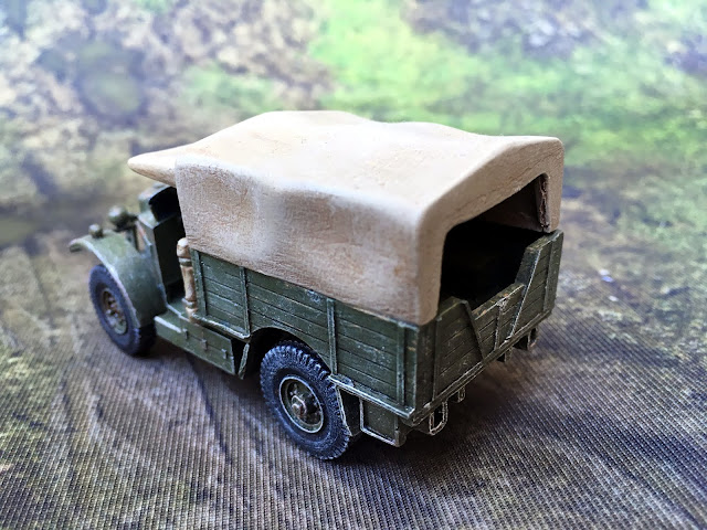 Warlord Games Morris 15CWT Truck for Bolt Action