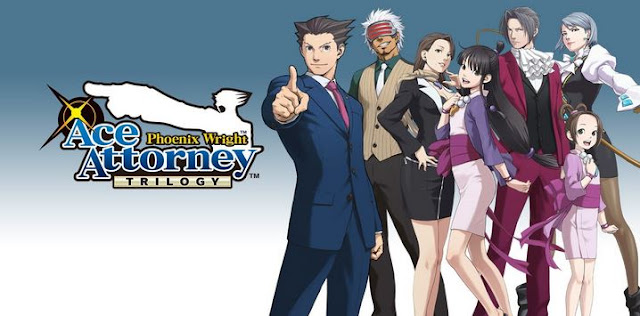 Anime Phoenix Wright: Ace Attorney Terbaik dari Visual Novel