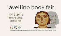 Nuovi scrittori cercasi: Fiera del libro ad Avellino ( Avellino Book Fair)