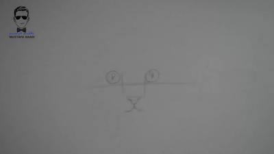 تعلم رسم قطة بالرصاص للمبتدئين