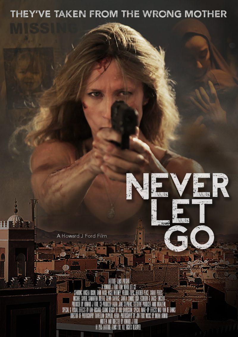 Rescate en La Kasbah (Never Let Go)