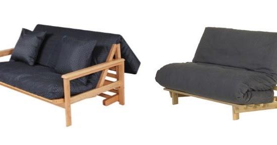 Tri Fold Futon Frame Love Seat
