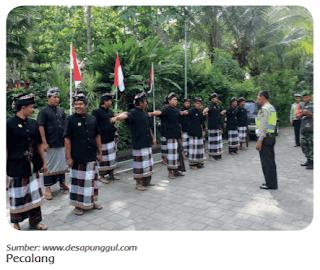 Masyarakat Bali yang Bersatu www.simplenews.me