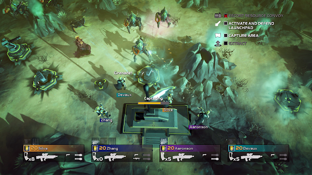Helldivers Captura 3