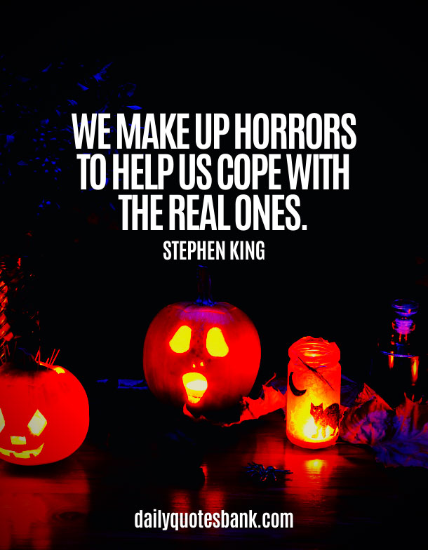 Spooky Quotes About Halloween Funny, Witches, Pumpkins & More