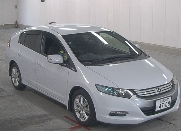 19579A8N8 2009 Honda Insight L