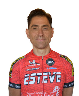 Francisco Cervantes Esteve Chozas Team