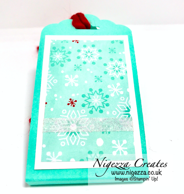 Nigezza Creates With Stampin' Up! & Snowman Season