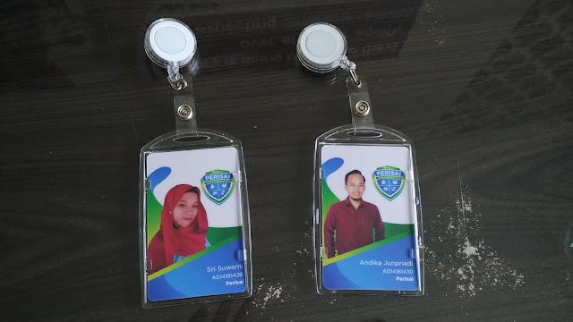 Id Card Karyawan dan Karyawati