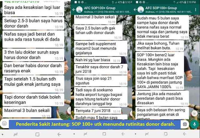 Agen Jual: SOP 100+ AFC Japan, SOP 100+ Price dan Apa Manfaat Utsukushhii, di Nusa Tenggara Barat (NTB)
