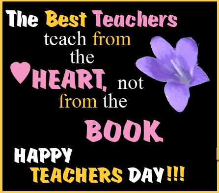 Teachers Day Pics and Shayari