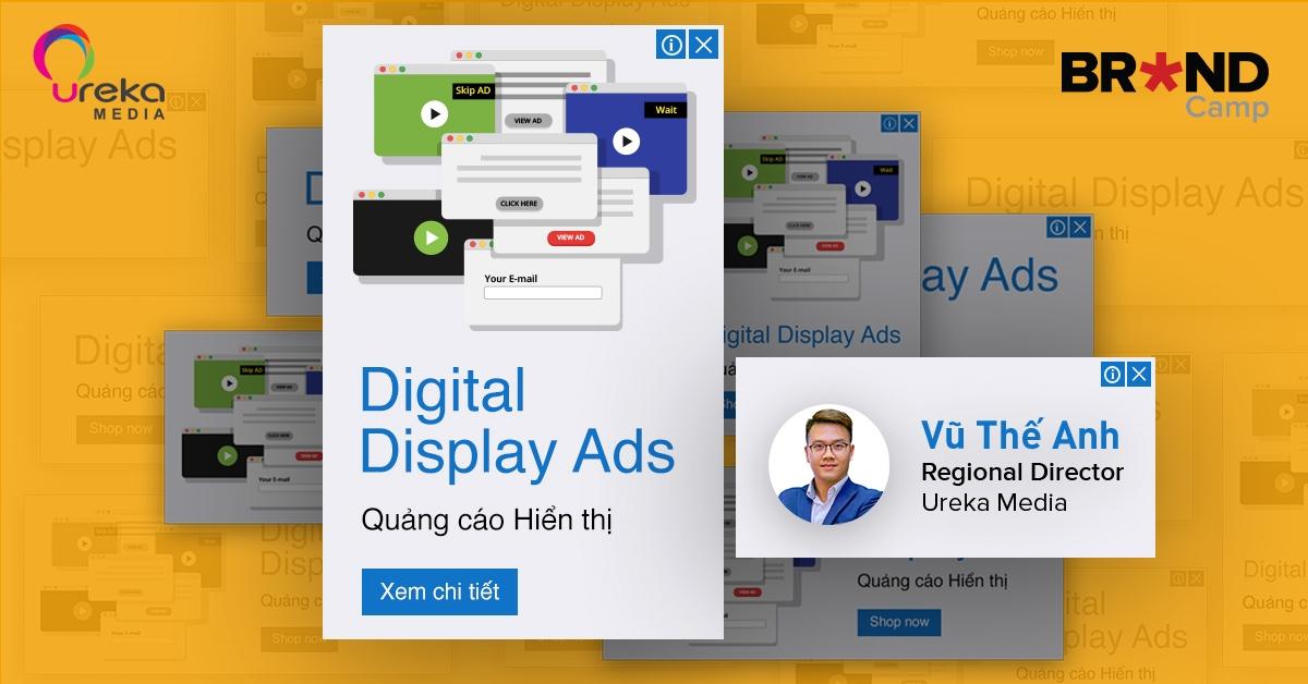 Digital Display Ads: Quảng cáo Hiển thị