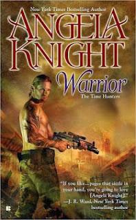 Resultado de imagen de Knight Angela - Cazadores Del Tiempo 01 - Guerrero (Trad) Pdf
