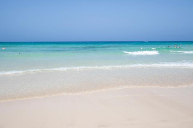 Spiaggia Grandes Playas di Corralejo-Fuerteventura