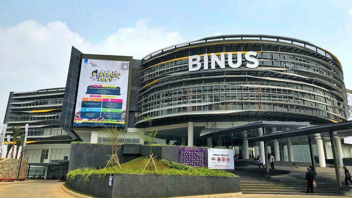 Universitas Bina Nusantara (BINUS) International Programs