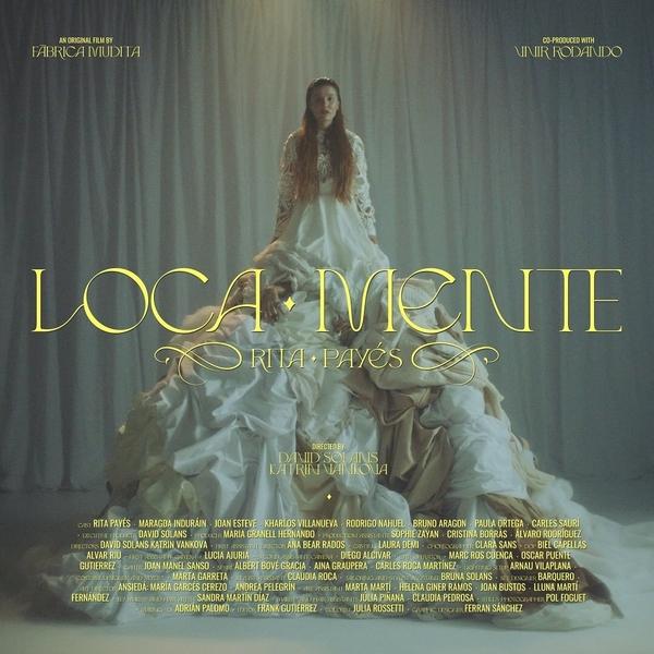 TV Música presents Rita Payés and the music video for her song titled Loca Mente. #RitaPayes #LocaMente #TVMusica #MusicVideo #LatinMusic